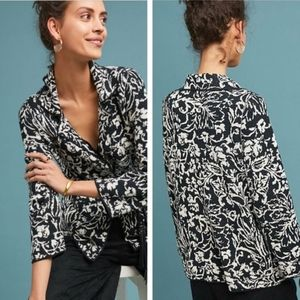 🆕 Anthropologie Ett:twa knit jacket cardig